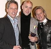 Great Designers Douglas Wilson, Robert Verdi And